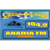 Rádio Anadia FM 104.9