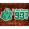 Que Buena 93.3 - KQBU 93.3 FM