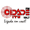 Rádio Cidade FM 104.7