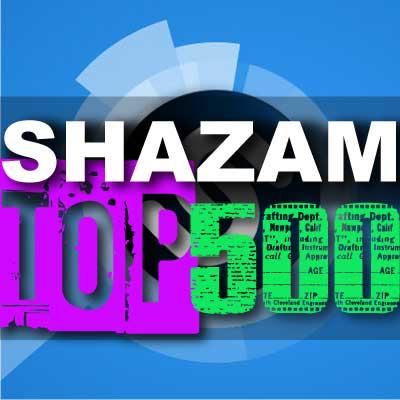 Calm Radio - Shazam Top500
