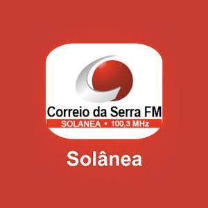 Correio da Serra 100.3 FM