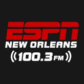 KLRZ - ESPN New Orleans 100.3 FM