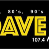 Dave FM 107.4 FM