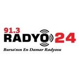 24 91.3 FM