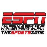 KSPZ ESPN The Zone 980 AM