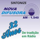 Nova Difusora (Osasco) 1540 AM
