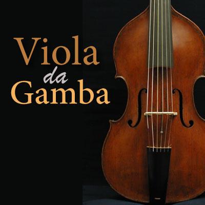 Calm Radio - Viola da Gambas
