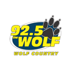 92.5 The Wolf radio online