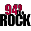 The ROCK 94.9 radio online