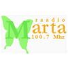 Marta FM 100.7 radio online