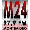 M24 97.9 Montevideo online television