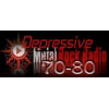 Depressive metal rock Radio 70-80