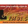 Rádio Tropical FM RJ - 91.5 FM