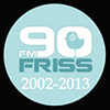 Friss Rádió 90.0 FM radio online
