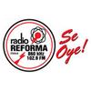 Radio Reforma Se Oye 102.9