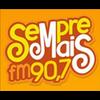 Rádio Sempre Mais FM 90.7 online television