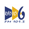 Rádió 6 - 101.3 FM Nghe radio