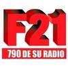 Formato 21 790 radio online
