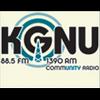KGNU-FM 88.5 online television