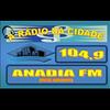 Rádio Anadia FM 104.9 radio online