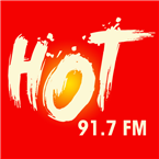 HOT 91.7 FM online radio