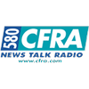 CFRA 580 radio online
