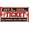 The Ticket 1210 online television
