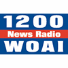 1200 WOAI radio online