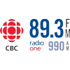 CBC Radio One Winnipeg 990 Online rádió