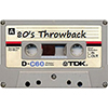 80s Throwback Party radio online
