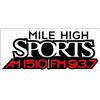 Mile High Sports 1510 radio online
