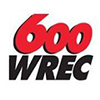 600 WREC online television