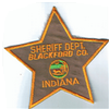 Blackford County Police radio online