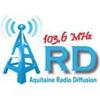Aquitaine Radio Diffusion 103.6 radio online
