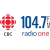 CBC Radio One Quebec City 104.7 radio online