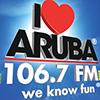 I Love Aruba 106.7FM radio online
