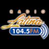 Radio Latina 104.5 online television
