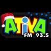 Rádio Ativa FM 93.5 radio online