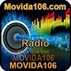 Radio Movida106 radio online