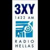 3XY Radio Hellas 1422 radio online