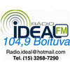 Rádio Ideal FM 104.9 radio online