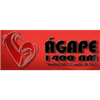 Rádio Ágape AM 1400 radio online