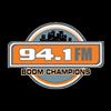 Boom Champions 94.1 radio online