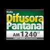 Rádio Difusora Pantanal AM 1240 radio online