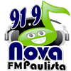Rádio Nova FM - Paulista 91.9