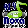Rádio Nova FM - Paulista 91.9 online television