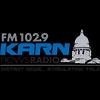 FM 102.9 KARN News Radio online television