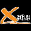 X FM 96.3 radio online