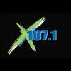 X107.1 FM radio online