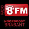 Radio 8FM Noordoost-Brabant 97.4 radio online